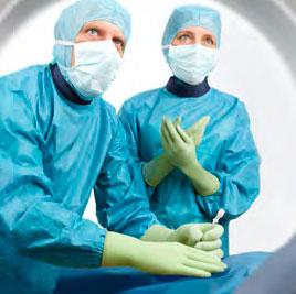 рентген захисні рукавички