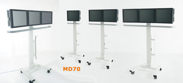 Мобільна система для моніторів