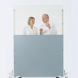 рентген захисні мобільні ширми