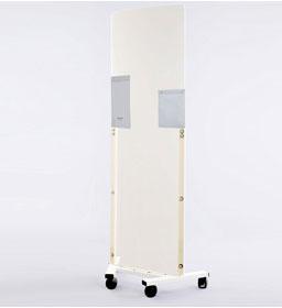Мобільна рентген захисна ширма